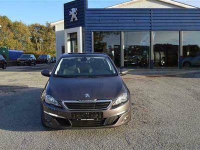 brugt Peugeot 308 1,6 BlueHDi Style LTD 120HK 5d