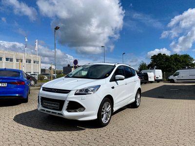 brugt Ford Kuga 1,5 EcoBoost Titanium + AWD 182HK 5d