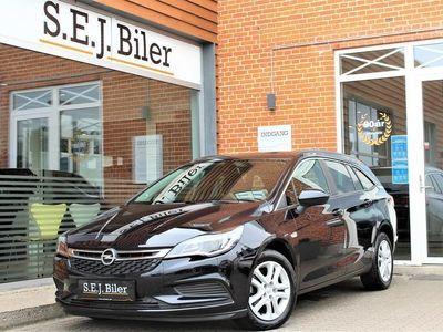 brugt Opel Astra Sports Tourer 1,6 CDTI Enjoy Start/Stop 136HK Stc 6g A+
