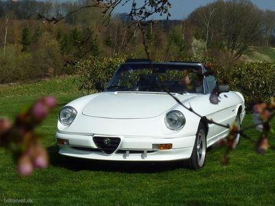 gebraucht Alfa Romeo Spider 2,0 128HK Cabr.