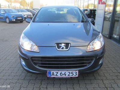 brugt Peugeot 407 1,6 HDI FAP ST Sport 109HK