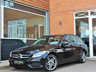 brugt Mercedes C250 d T 2,1 Bluetec 7G-Tronic Plus 204HK Stc Aut. A