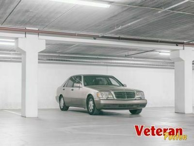 brugt Mercedes S500L - W140