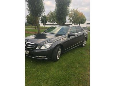 brugt Mercedes E220 2 2,2 CDi Avantgarde aut. BE 4d
