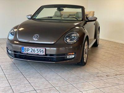 brugt VW Beetle The1,4 TSi 160 Life Cabriolet DSG