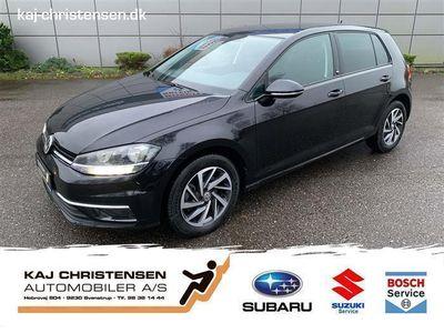 brugt VW Golf 1,6 TDI BMT Comfortline 115HK 5d