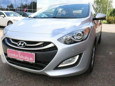 usado Hyundai i30 1,6 CRDi 110 Style CW Eco