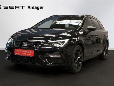 brugt Seat Leon ST 1,5 TSi 150 FR Black Line+ DSG