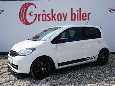 brugt Skoda Citigo 1,0 60 Monte Carlo GreenTec