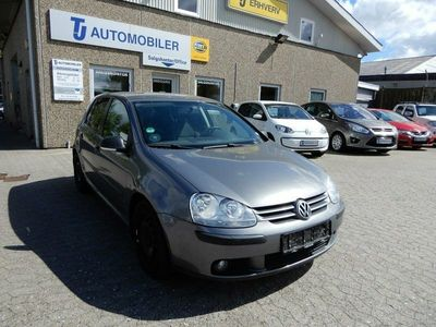 used VW Golf V 1,9 TDi 105 Comfort 4M