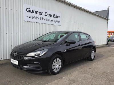 brugt Opel Astra 1,0 Turbo Essentia 105HK 5d