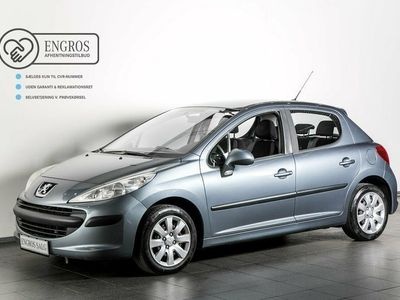 gebraucht Peugeot 207 1,4 HDi