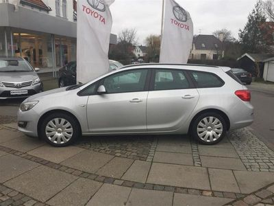 brugt Opel Astra Sports Tourer 1,4 Turbo Sport 140HK Stc 6g