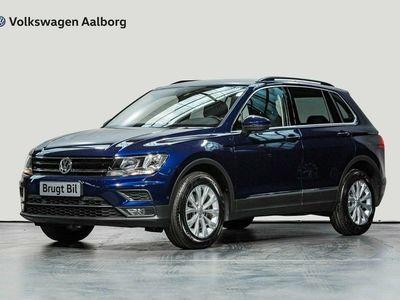 gebraucht VW Tiguan 2,0 TDi 150 Comfortline + DSG
