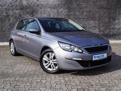 brugt Peugeot 308 1,6 THP Allure 125HK 5d