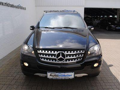 brugt Mercedes ML320 · 3,0 CDi aut. 4-M · 5 d¸rs