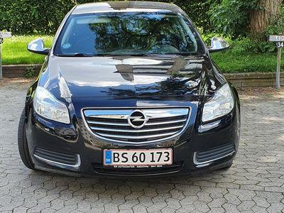 brugt Opel Insignia 2,0 CDTI