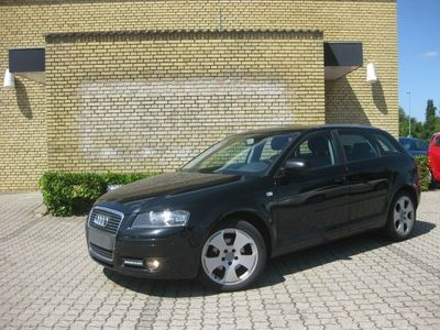 second-hand Audi A3 Sportback 1,6 Ambition