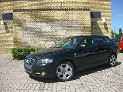 usata Audi A3 Sportback 1,6 Ambition