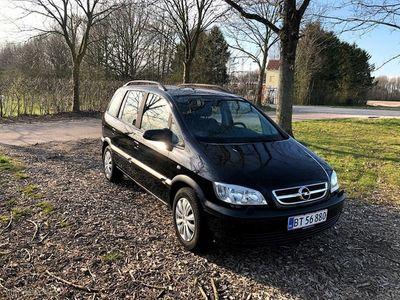 käytetty Opel Zafira 1,8 16V Limited 125HK