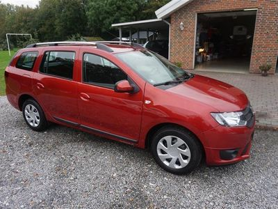 brugt Dacia Logan 0,9 Tce Ambiance Start/Stop 90HK