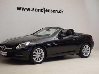 brugt Mercedes SLK350 3,5 aut. BE