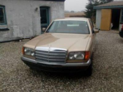 brugt Mercedes 280 SE 126