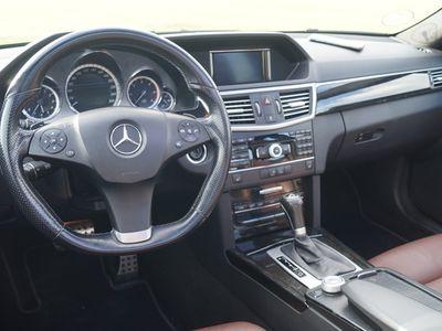 brugt Mercedes E250 CDI