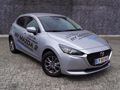 brugt Mazda 2 1,5 Skyactiv-G Sky 90HK 5d 6g