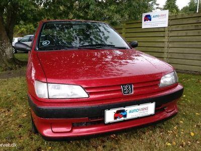 brugt Peugeot 306 1,6 Style 90HK 3d