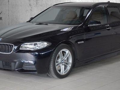 brugt BMW 535 d M-Sport - 313 hk Steptronic Touring