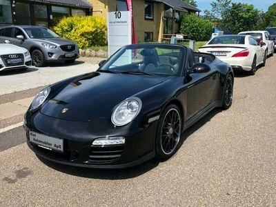 brugt Porsche 911 Carrera 4 Cabriolet GTS 3,8