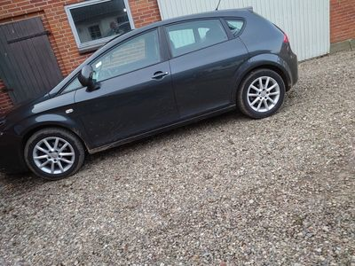 brugt Seat Leon 1.6 105 HK Style