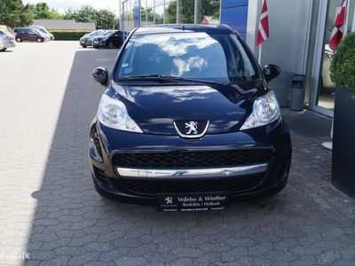 brugt Peugeot 107 Active SP2 1,0 5D