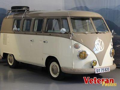 käytetty VW T1 1,5 De Luxe