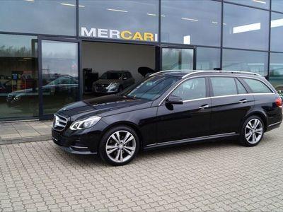 brugt Mercedes E300 BlueTEC Hybrid Avantg. stc aut