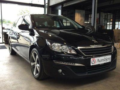 brugt Peugeot 308 BlueHDi 150 Allure EAT6