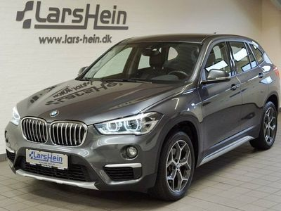 used BMW X1 2,0 xDrive20d aut.