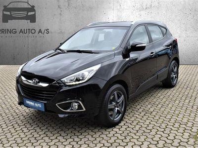 brugt Hyundai ix35 1,6 GDI Trend ISG 135HK 5d 6g - Personbil - Sortmetal
