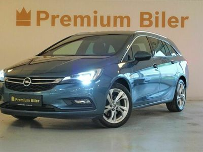 brugt Opel Astra 6 CDTi 136 Dynamic ST