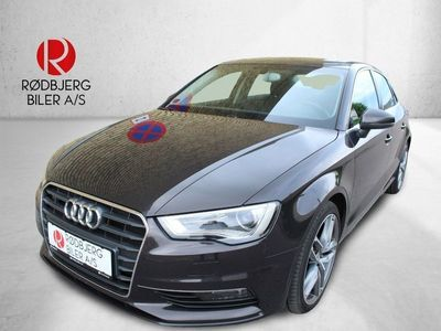brugt Audi A3 1,4 TFSi 140 Attraction S-tr.