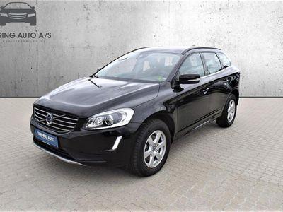 brugt Volvo XC60 2,0 D3 Momentum 150HK 5d 6g - Personbil - Sortmetal