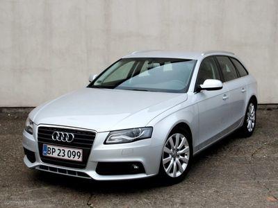 brugt Audi A4 2,0 TFSI 180HK Stc