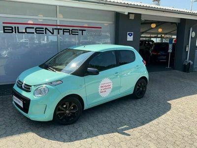 brugt Citroën C1 1,2 PureTech 82 Feel Complet