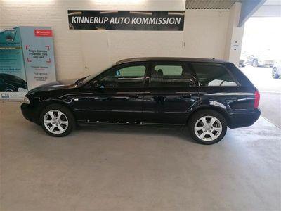 brugt Audi A4 Avant 1,8 125HK Stc