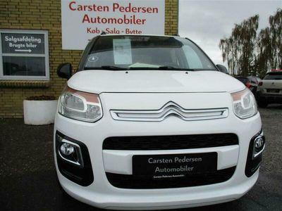brugt Citroën C3 Picasso 1,2 PureTech Upgrade 110HK