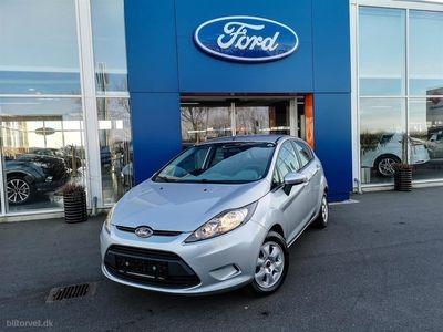 brugt Ford Fiesta 1,2 Trend 82HK 5d