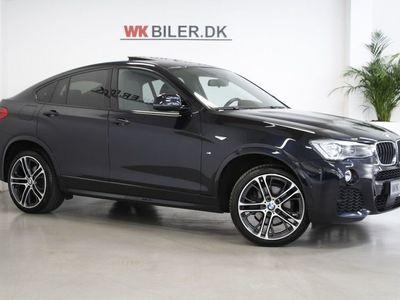 brugt BMW X4 2,0 xDrive20d M-Sport aut.