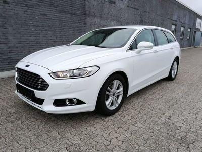 brugt Ford Mondeo 1,5 EcoBoost Titanium 160HK 5d 6g