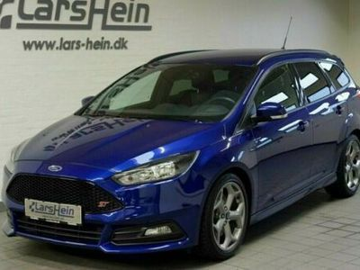 brugt Ford Focus 2,0 TDCi 185 ST3 stc.